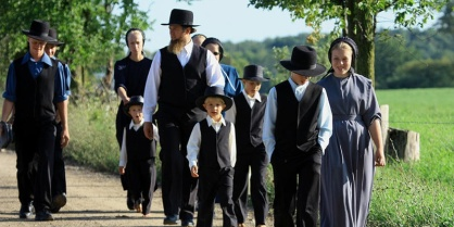big-amish-family